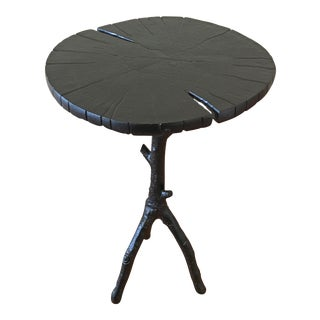 Currey & Company Swinley Accent Table