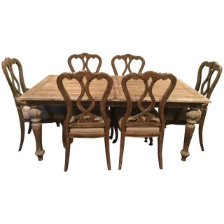 Hooker Chatelet Dining Table and Chairs