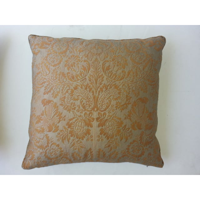 Image of Fortuny Damask Pillows - A Pair