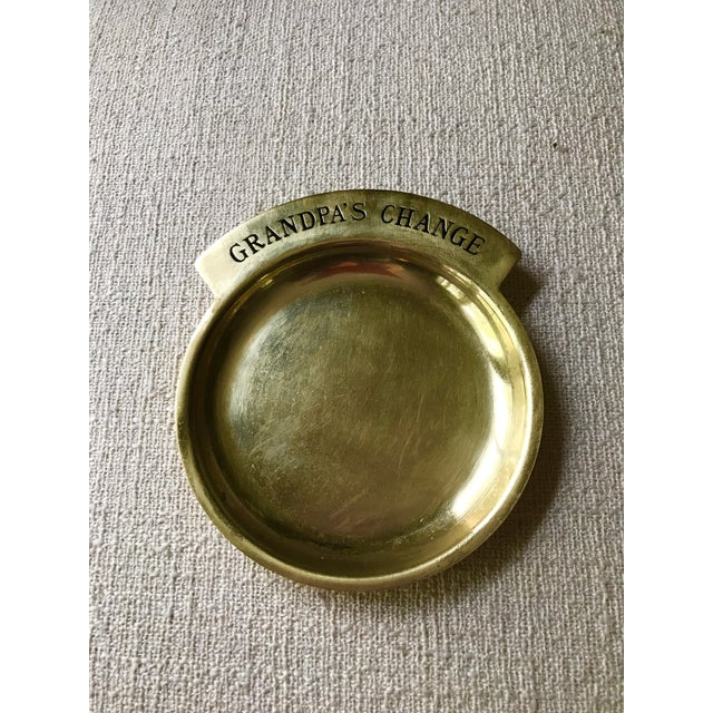 Vintage Brass Coin Dish - Image 2 of 4