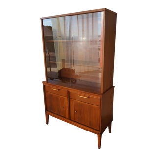 Mid Century Modern Storage and Display Case