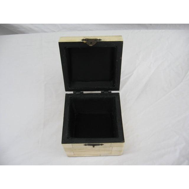 Chinese Bone Inlay Box - Image 9 of 9