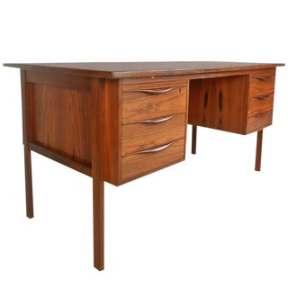 Danish Modern Executive Desk