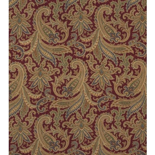 Ralph Lauren Whittington Paisley Fabric 2 Yards