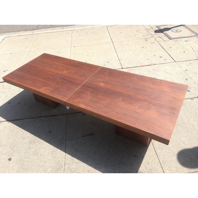 Image of Brown and Saltman Expanding Coffee Table