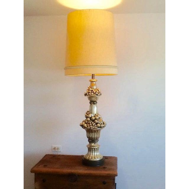 49 Vintage 1940s Hollywood Regency Table Lamp