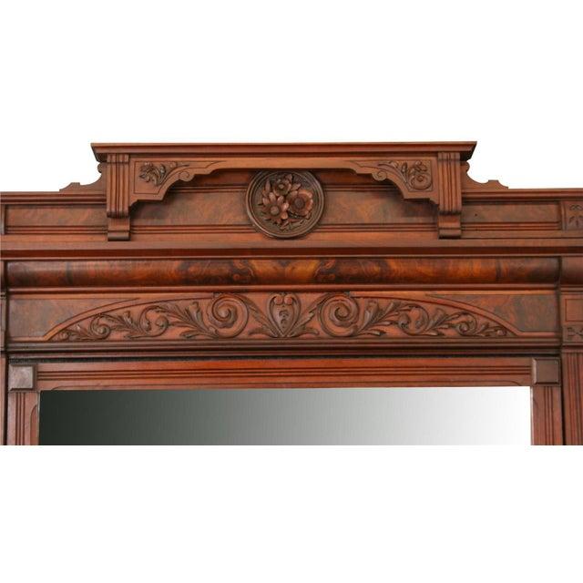 Antique Eastlake Vanity Dressing Table 1890 Chairish