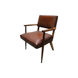 Mid-Century Modern Occasional Arm Chair