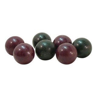 Boccia Balls - Set of 7