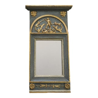 Period Neoclassical Mirror with Mythological Figures (#51-37)