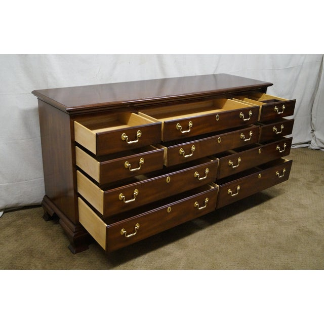Councill Craftsman Chippendale Long Dresser - Image 5 of 10