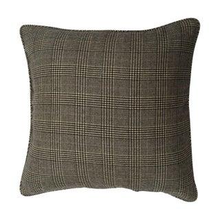 Plaid Throw Pillows - A Pair