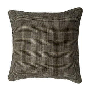 Plaid Throw Pillows - A Pair
