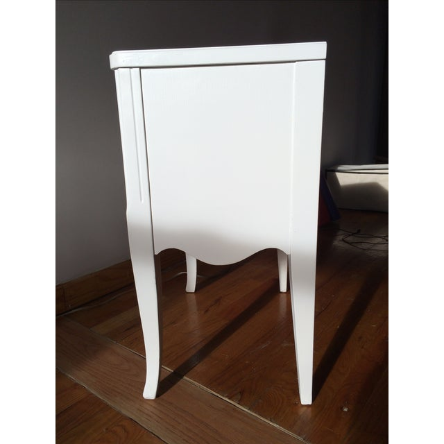 Image of Vintage French Country Nightstand
