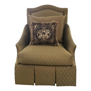 Marge Carson Traditional Marcella Chair