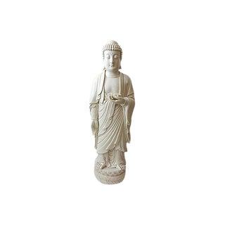 Large Blanc de Chine Buddha