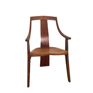 Robert Erickson Signed Van Muyden Arm Chair