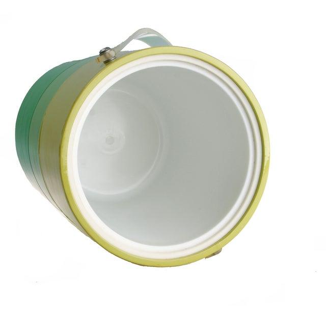 Image of Retro Morgan Bucket Brigade Ice Bucket
