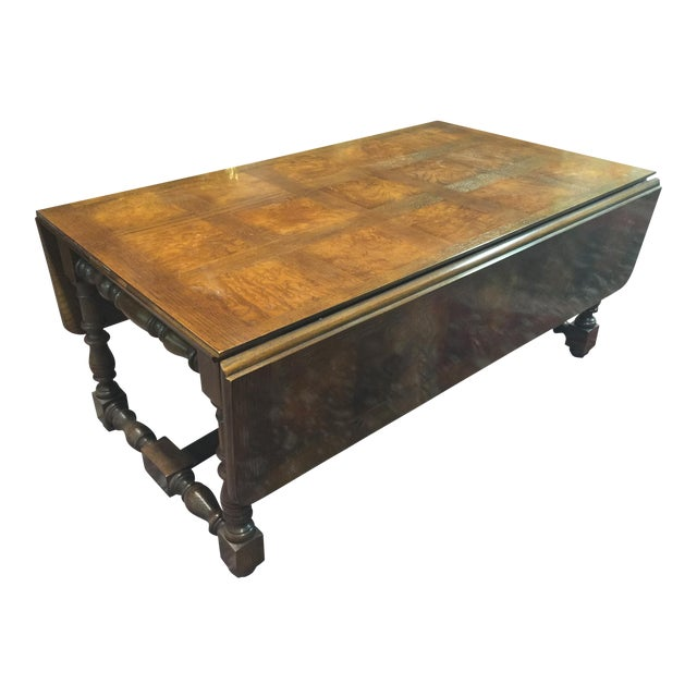 Image of Baker Furniture Company Drop-Leaf Table