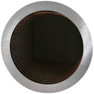 Lighted Infinity Mirror
