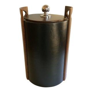 Vintage Mid-Century Modern Ice Bucket by Morgan Designs