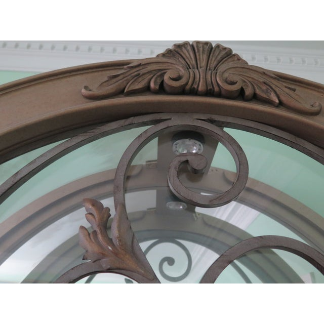 Hollywood Regency Display Case - Image 4 of 8