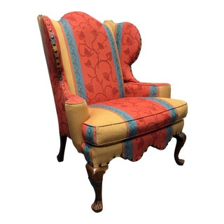 Century Furniture Co Oversized Wingback Chair