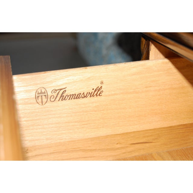 Thomasville Furniture Mediterranean Style Armoire - Image 6 of 9