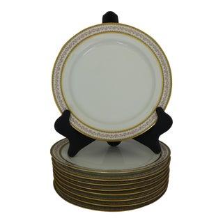 Haviland Limoges Lunch Plates - Set of 10