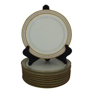 Haviland Limoges Lunch Plates - Set of 10