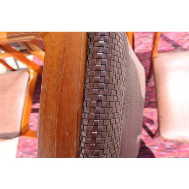 1960s D-Scan Teak Dining Chairs - Image 9 of 9