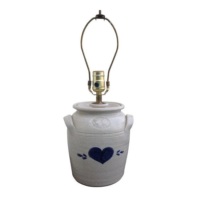 Vintage Jug Lamp - Image 1 of 8