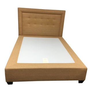 "William Sonoma ""Hampton"" Queen Size Bed"