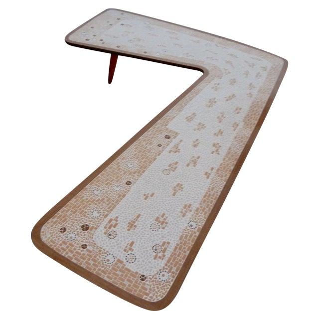 Lane Boomerang Coffee Table Chairish