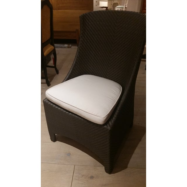 St. Tropez Outdoor Dining Side Chair - Image 4 of 4