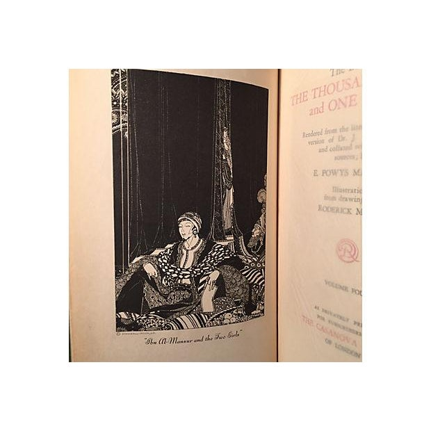 The Thousand and One Nights Book - Image 2 of 5