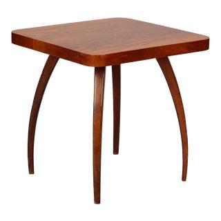 Jindrich Halabala Square Side Table