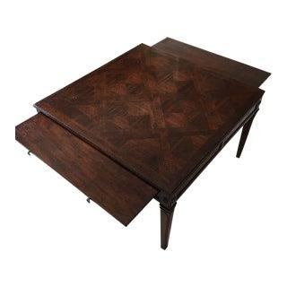 Vintage Baker Coffee Table