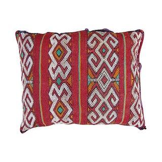 Moroccan Tribal Berber Pillow