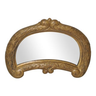 19th Century French Carved Mirror