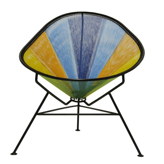 Mid Century Lounge Chair - Image 1 of 4