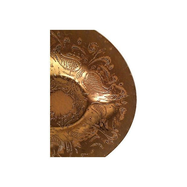 Image of Dororthy Thorpe Vintage 24k Gold Platter