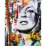 Image of Kate Moss: Original New York Street Art Photo