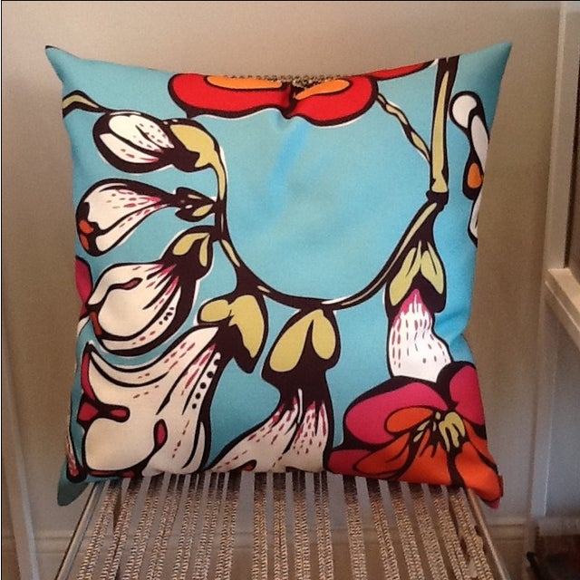 Missoni Home Outdoor Pillow - Image 2 of 5