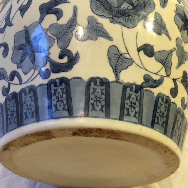 Vintage Chinoiserie Cachepot - Image 6 of 6
