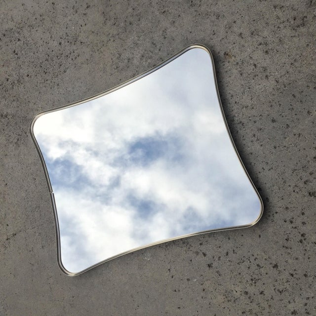 Vintage Amoeba Vanity Wall Mirror by Contemporary - Image 3 of 8
