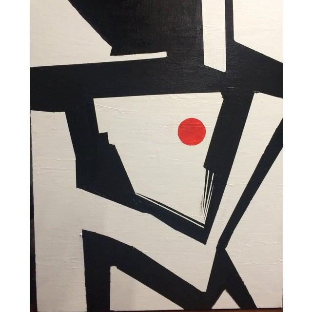 """Heartbreaker"" Acrylic on Canvas 30"" X 24"" - Image 1 of 3"