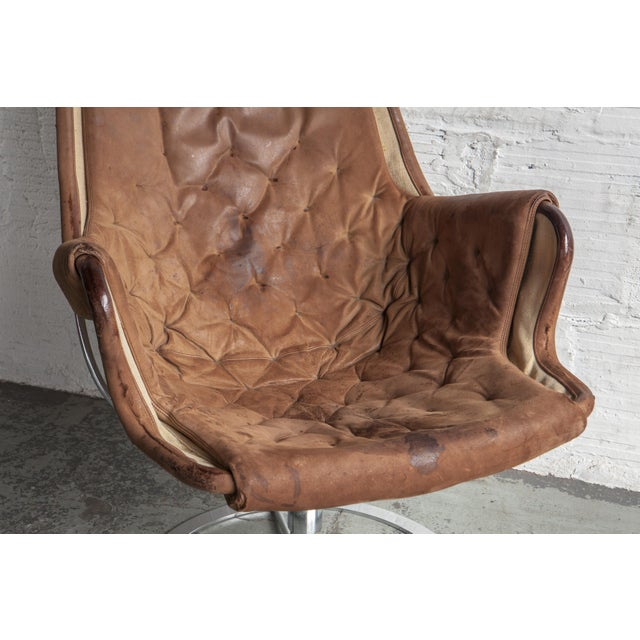 """Bruno Mathsson """"Jetson"""" Lounge Chair - Image 6 of 7"""
