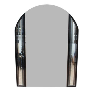 Art Deco Dimensional Wall Mirror
