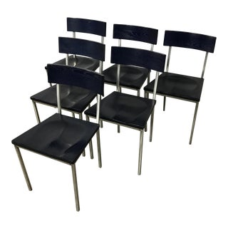 Room & Board Modern Dining Chairs - Set of 6